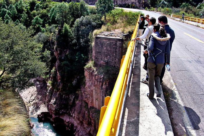 Tour Cañon del Cobre