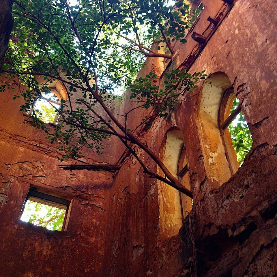 Interior hacienda San miguel