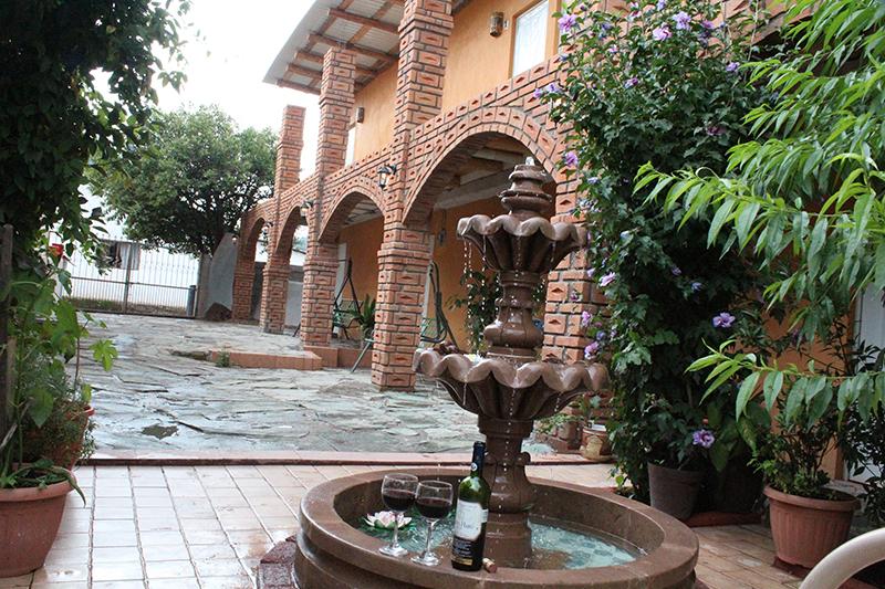 Hotel Jade Cerocahui